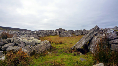 Archeology, Glencolmcille, Donegal