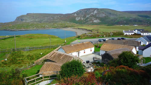 Glencolmcille Folk Village is also known as Fr McDyers Folk