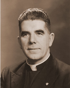 Fr McDyer, Glencolmcille, County Donegal, Ireland