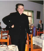Fr McDyer,  Folk VIllage